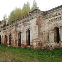 Старая Казанско-Богородицкая церковь.