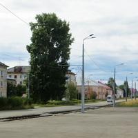 4-й разрез. Улица Карпинского