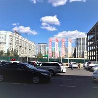 "Стоянка ТЦ ""Байзар"""