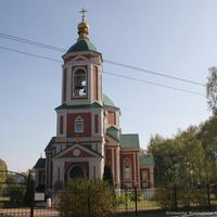 Церковь Покрова Пресвятой Богородицы в Анопино