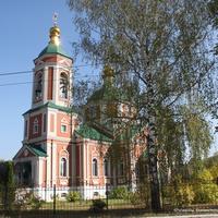 Покровская церковь  в Анопино