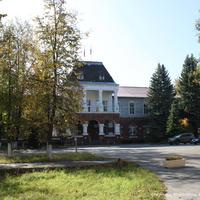 Здание администрации города на ул. Калинина