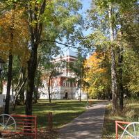 Сквер у Георгиевского собора