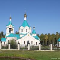 Гусь-Хрустальный,  ул. Транспортная, церковь Николая Чудотворца