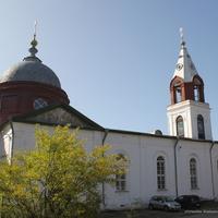 Гусь-Хрустальный, церковь Троицы Живоначальной