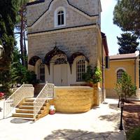 Подворье в честь святого пророка Илии в Хайфе