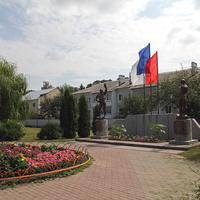Памятник Чемпионам-гиривикам
