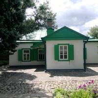 Таганрог. Дом купцов Богатовых. В этом доме проживала семья А.П. Чехова.