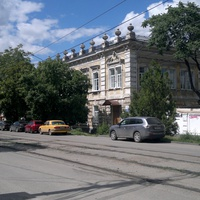 Таганрог. Дом Александра Фёдоровича Геммерле.