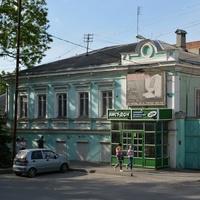 Таганрог. Дом купца Василия Зеленко.