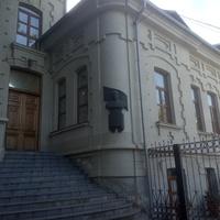 Дом , в котором жил Л. И. Брежнев.