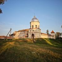 Любча. Любчанский замок.