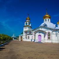 Церковь Всех Святых в Междуреченске
