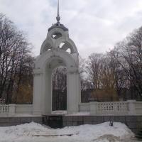 Фонтан Зеркальная струя