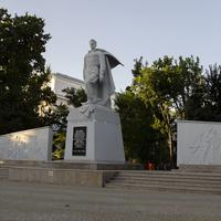 Мемориал ВОВ на площади победа. ул Постовая.