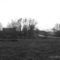 Караваево, ул Каргополова.  Вид от Успенской церкви