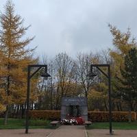 Памятник узникам концлагеря