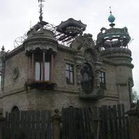 Дом в центре Валдая зодчего-самоучки Александра Калинина