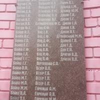Памятник Великой Отечественной в жилом массиве Лоцкаменка (Лоцманская Каменка).