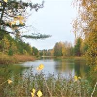 Озеро Солянка