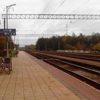 Станция Талька