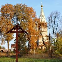 Покровская церковь.и