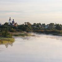 Мыт. Туманная река Лух.