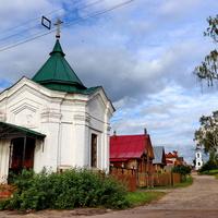 Никольская часовня. Варваринская улица.