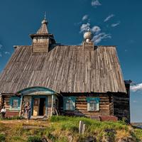 """Церковь из фильма """"Остров"""""""