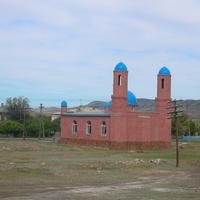 Мечеть, около станции Жарма