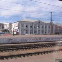 Почта России на вокзале
