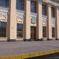 ЖД станция Харьков-Пассажирское
