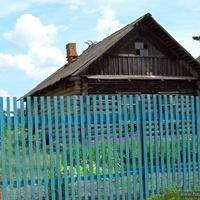 Деревня Романцево