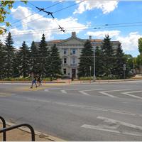 ул. Ленина. Август