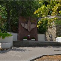 Памятник разведчикам Черноморского флота