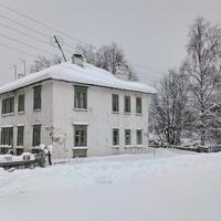 жилой дом в д. Нижняя Омра