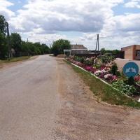 Начало села.