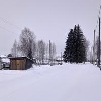 улица в п. Усть-Илыч