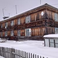 многоквартирный дом в п. Усть-Илыч