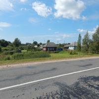 Улица в южной части посёлка