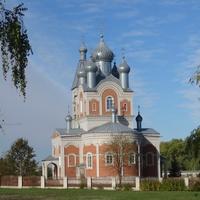 церковь Богоявленская
