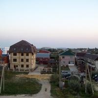 Станица Голубицкая. С высоты