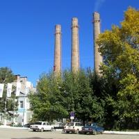 Тимлюйский цементный завод