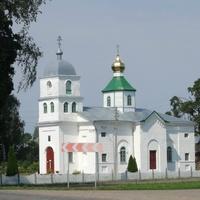 Церковь Евфросинии Полоцкой