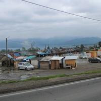 Рыбный рынок в Култуке