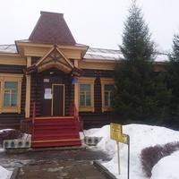 Здание Историко-художественного музея