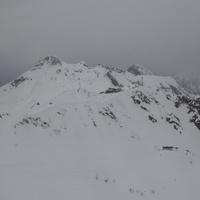 Роза Хутор. Гора Кабан 2167 метров