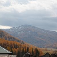 Барагаш осенью