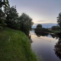 Река Кільчень