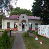 Сельская библиотека-музей